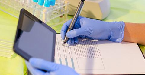 Biopharma: clinical trial management
