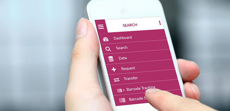 Learn about the FusionRMS mobile app